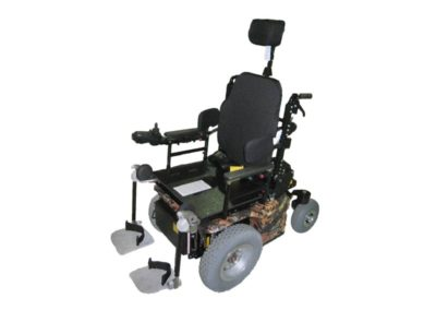 Class II Powered Wheelchair